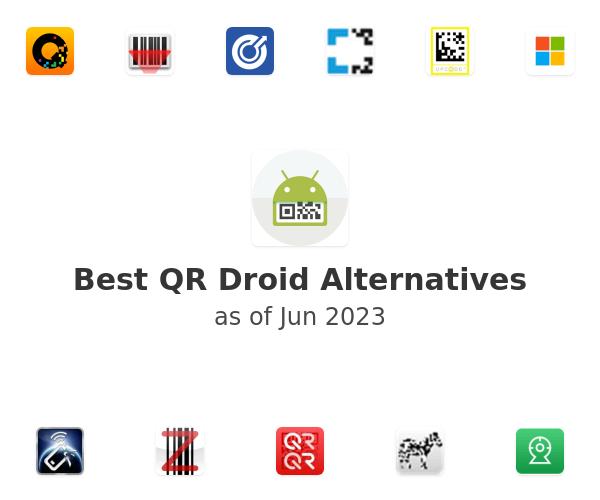 Best QR Droid Alternatives