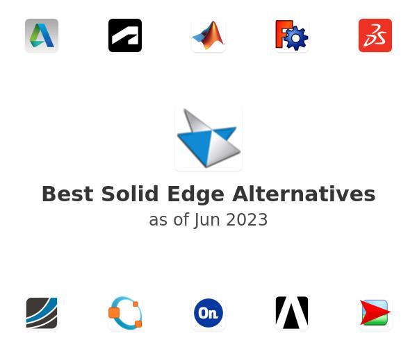 Best Solid Edge Alternatives
