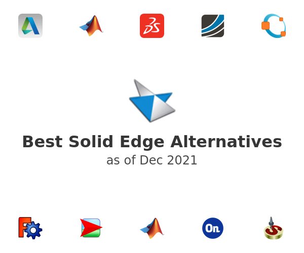 Best Solid Edge Alternatives