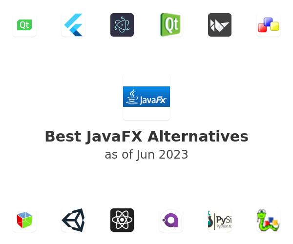 Best oracle.com JavaFX Alternatives