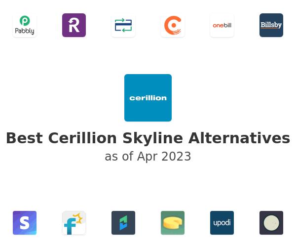 Best Cerillion Skyline Alternatives