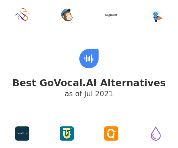 Best GoVocal.AI Alternatives