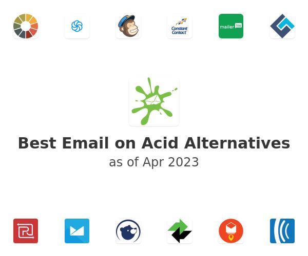Best Email on Acid Alternatives