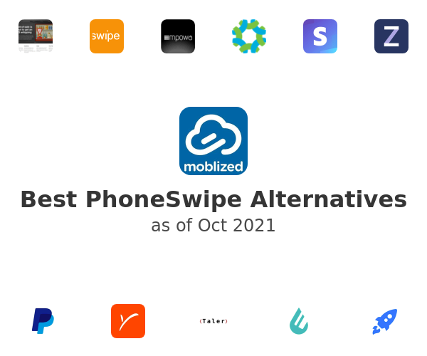 Best PhoneSwipe Alternatives