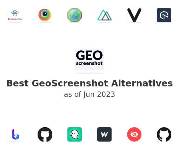 Best GeoScreenshot Alternatives