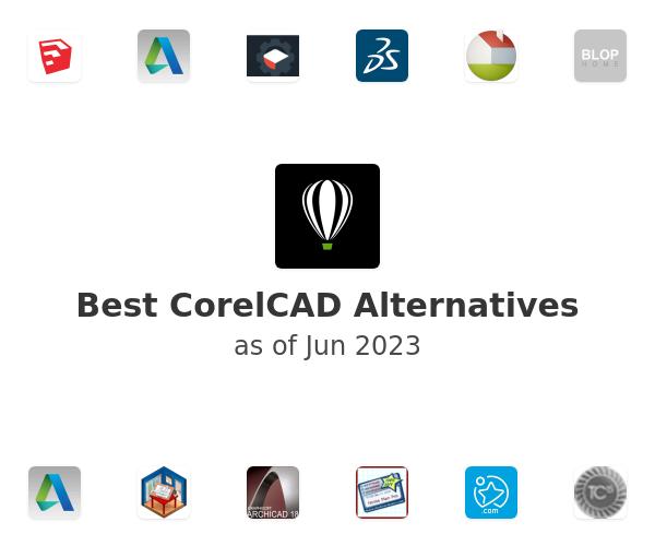 Best CorelCAD Alternatives