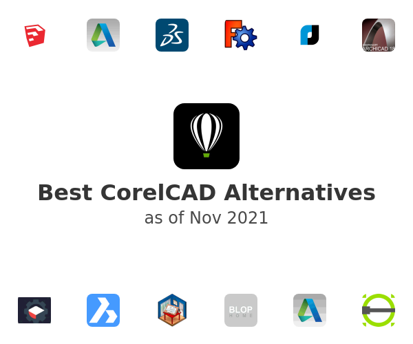 Best CorelCAD Alternatives