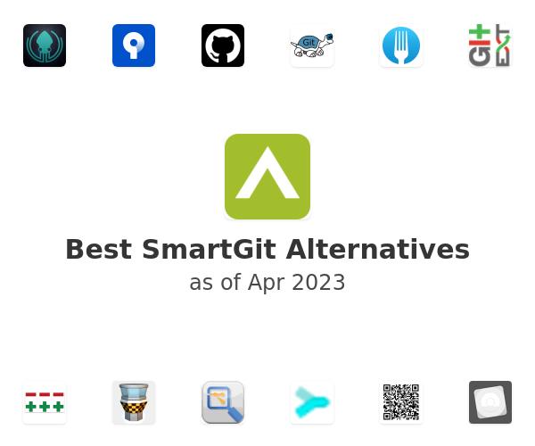 Best SmartGit Alternatives