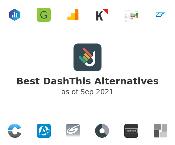 Best DashThis Alternatives