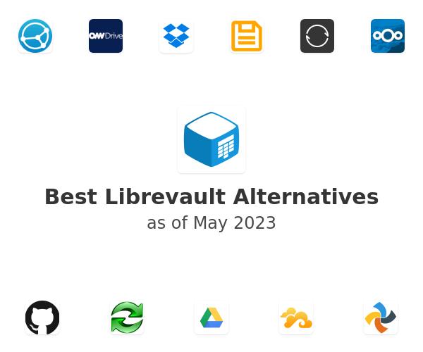 Best Librevault Alternatives