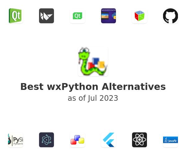Best wxPython Alternatives