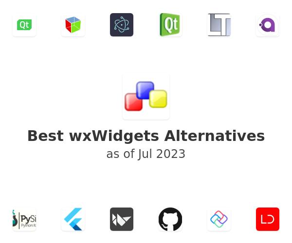 Best wxWidgets Alternatives