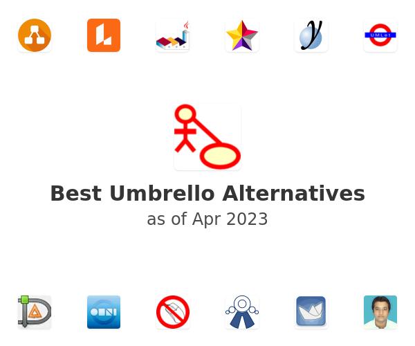 Best Umbrello Alternatives