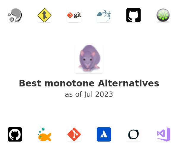 Best monotone Alternatives