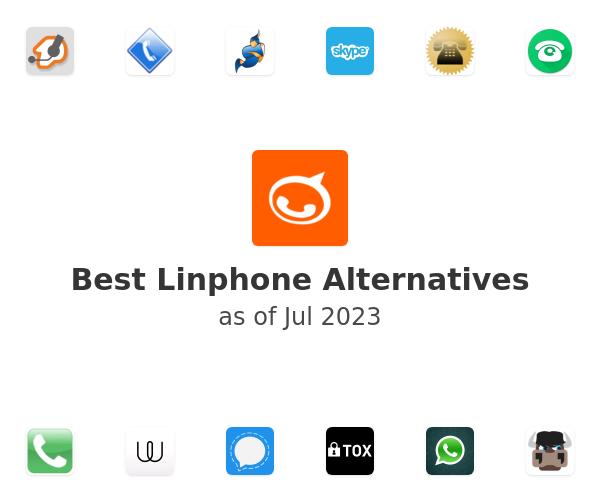 Best Linphone Alternatives