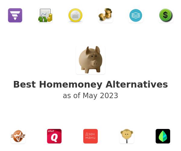 Best Homemoney Alternatives