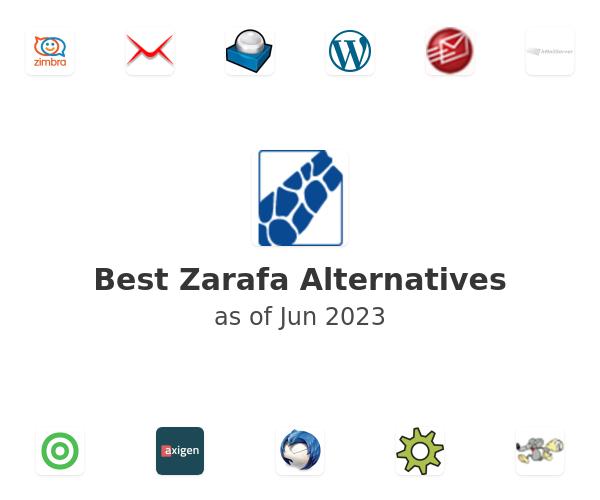 Best Zarafa Alternatives