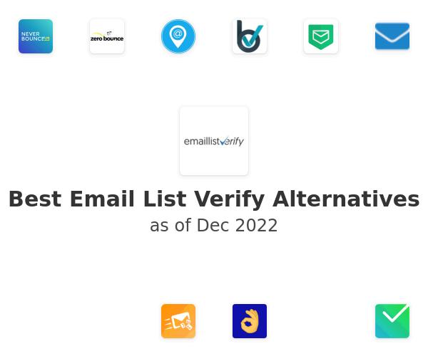Best Email List Verify Alternatives