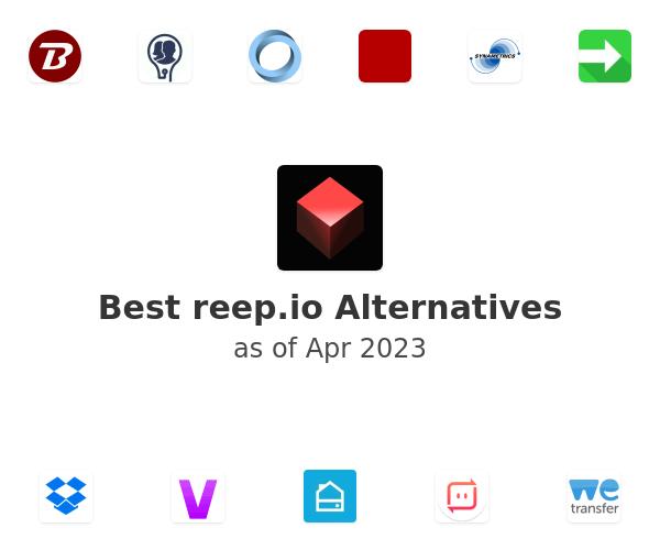 Best reep.io Alternatives