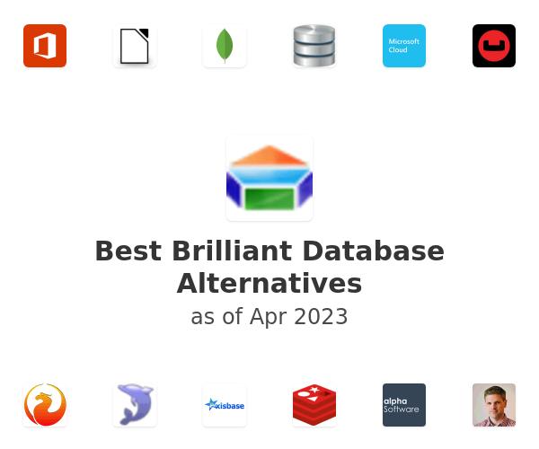 Best Brilliant Database Alternatives