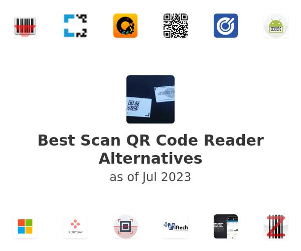 Best Scan QR Code Reader Alternatives