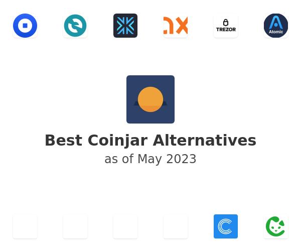 Best Coinjar Alternatives