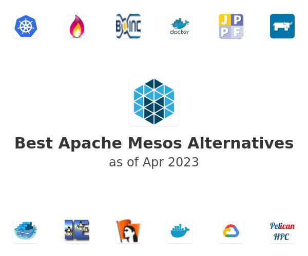 Best Apache Mesos Alternatives