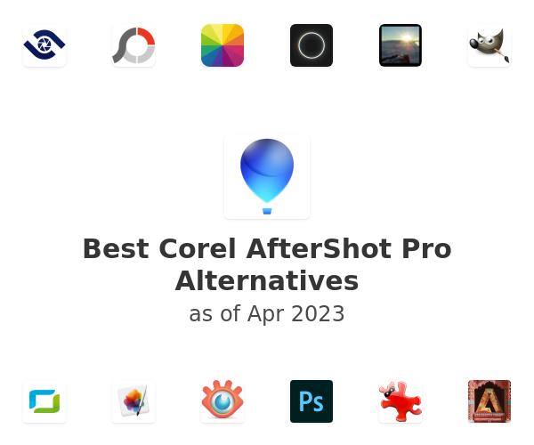 Best Corel AfterShot Pro Alternatives