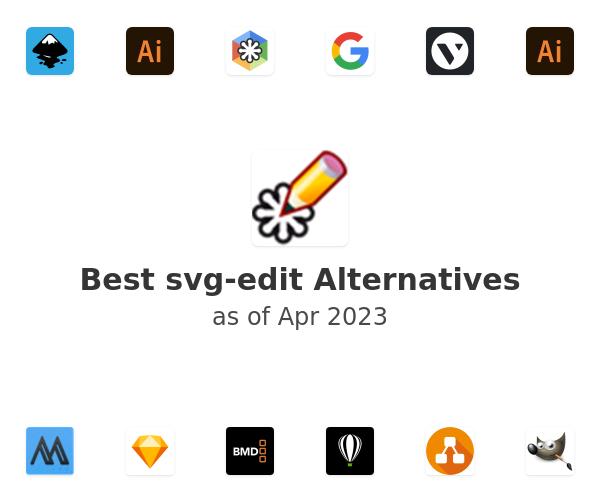 Best svg-edit Alternatives