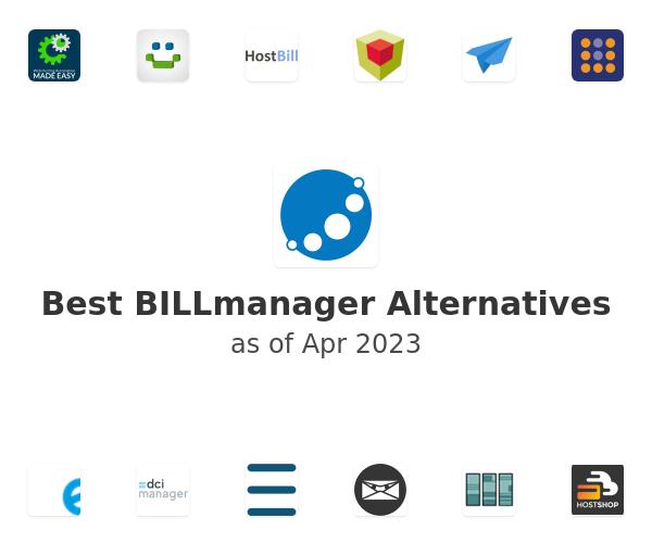 Best BILLmanager Alternatives