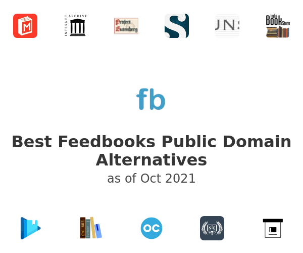 Best Feedbooks Public Domain Alternatives