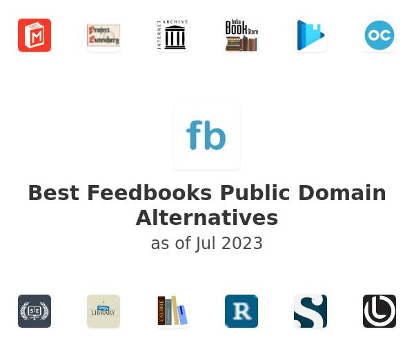 Best Feedbooks Public Domain Alternatives