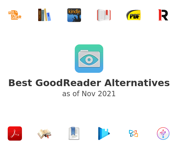 Best GoodReader Alternatives