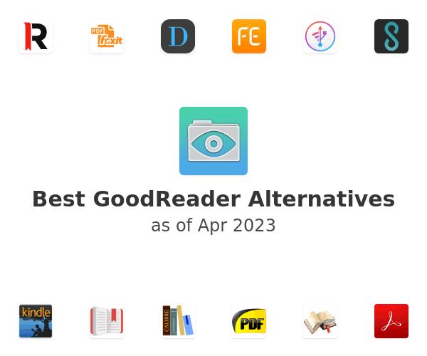 Best GoodReader Alternatives