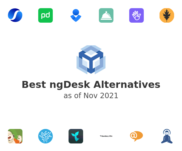 Best ngDesk Alternatives