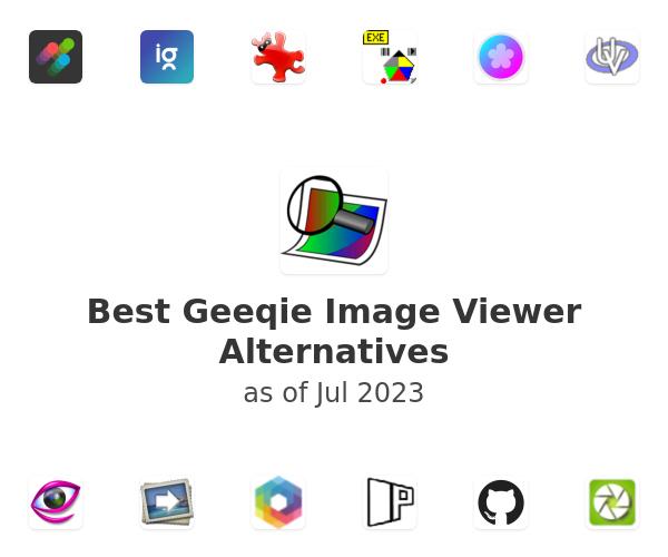 Best Geeqie Image Viewer Alternatives