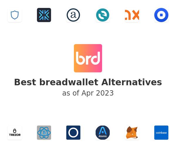 Best breadwallet Alternatives