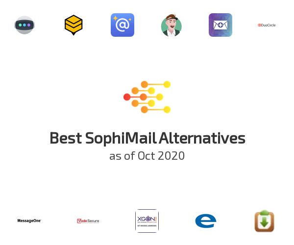 Best SophiMail Alternatives