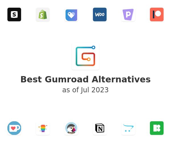 Best Gumroad Alternatives