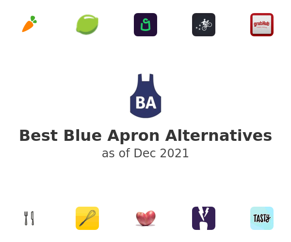 Best Blue Apron Alternatives
