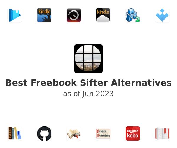 Best Freebook Sifter Alternatives