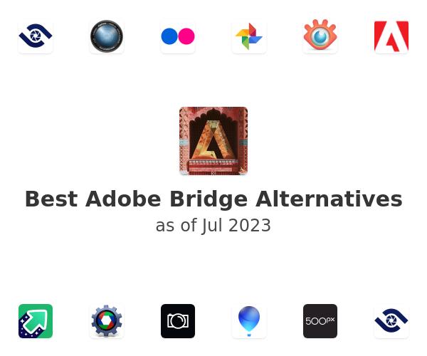 Best Adobe Bridge Alternatives