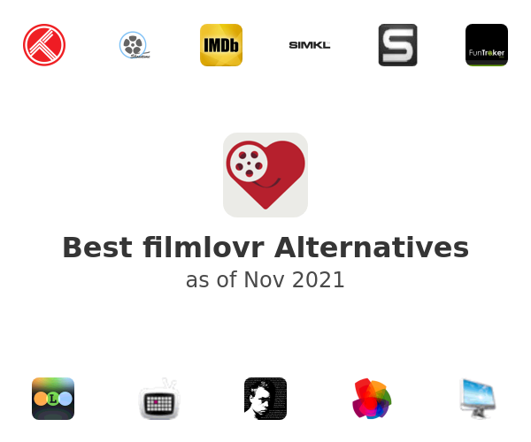 Best filmlovr Alternatives