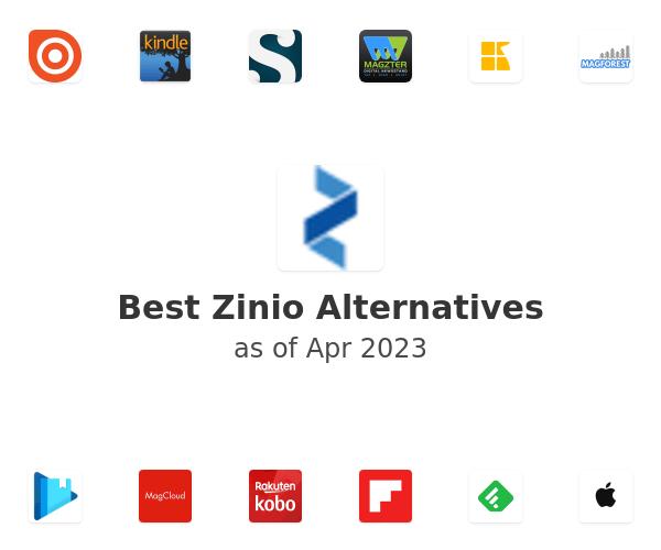Best Zinio Alternatives