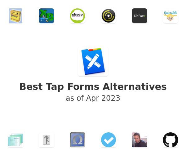 Best Tap Forms Alternatives
