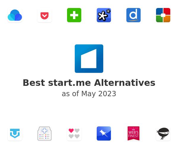 Best start.me Alternatives