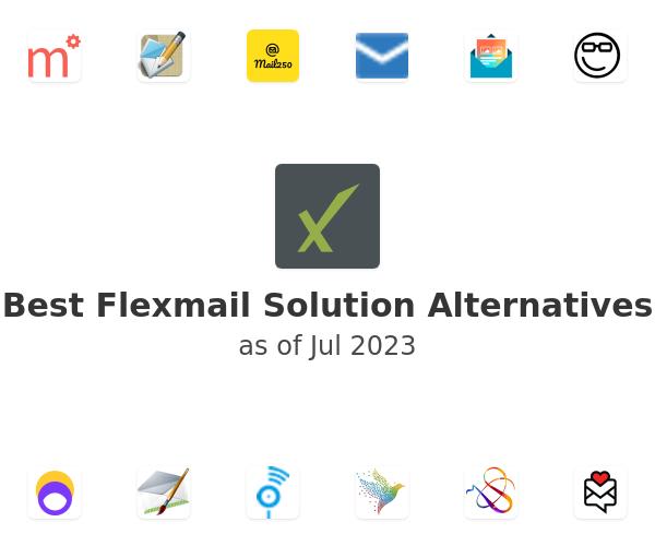 Best Flexmail Solution Alternatives