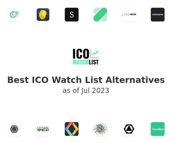 Best ICO Watch List Alternatives