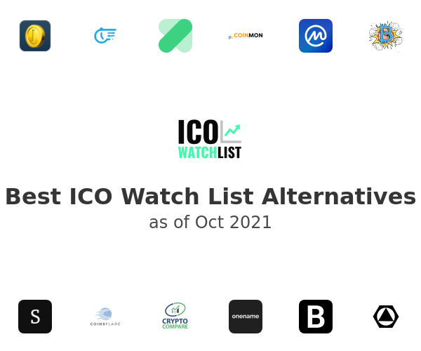 Best ICO Watch List Alternatives