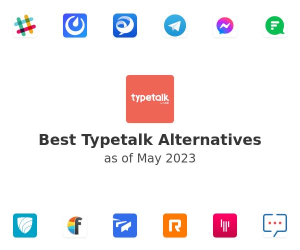 Best Typetalk Alternatives